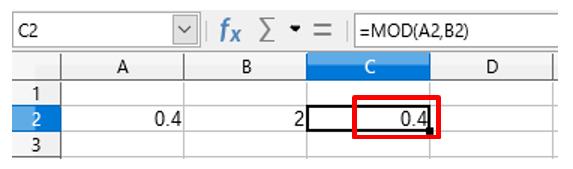 関数 mod Excel関数 割り算の余りを求める(MOD関数)